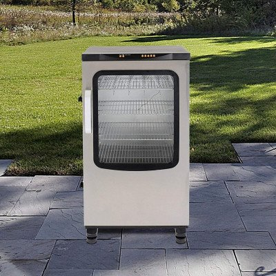 digital electric smoker picture 1