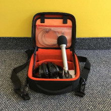 Solo/mobile podcast kit