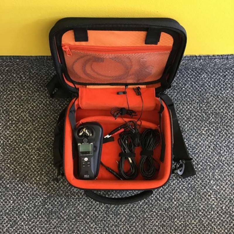 Mini two person podcast kit