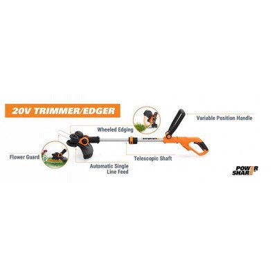 Trimmer/edger picture 2