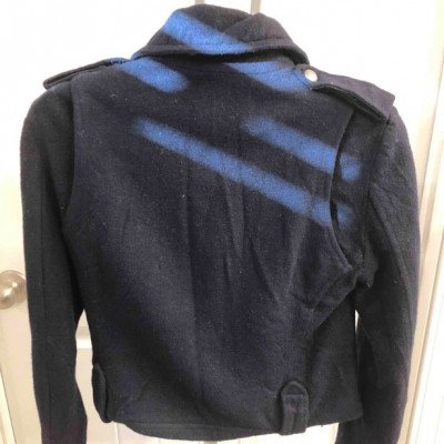 Navy Blue Jacket picture 3