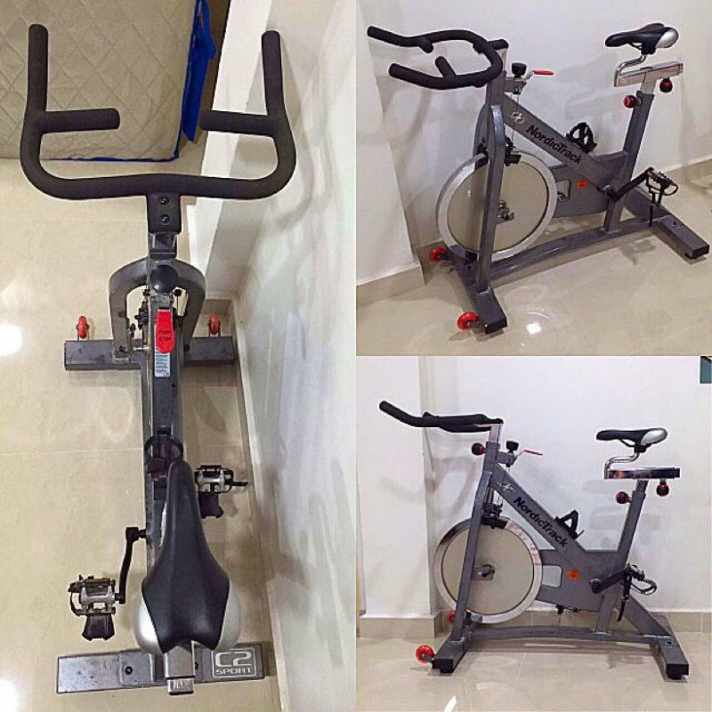 Nordictrack stationary bicycle