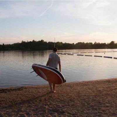 inflatable paddle board - isup-2