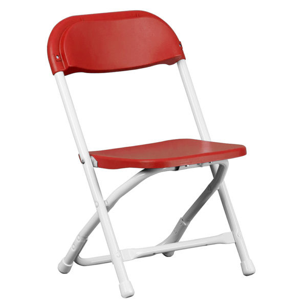 Folding Chair - Kids - Red