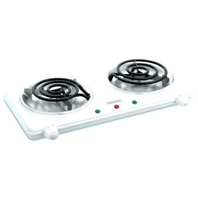 electric portable stove - 2 burners