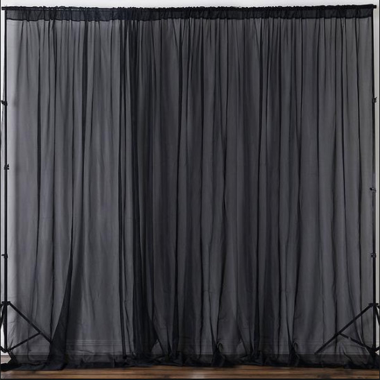 Black Drape - Panels Only