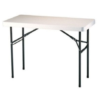 table – 4' rectangular folding