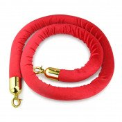 Red Stanchion Rope