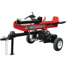 log splitter - gas - 25 ton