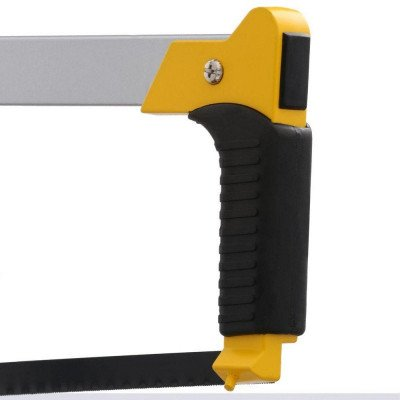 hack saw with plastic handle-2