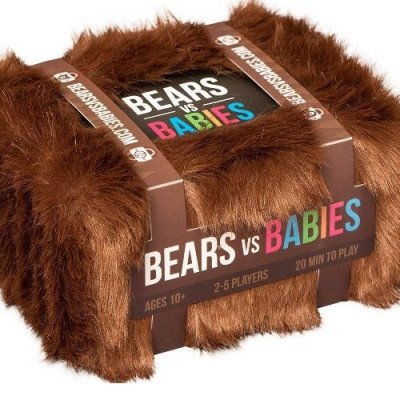 bears vs babies: a card game