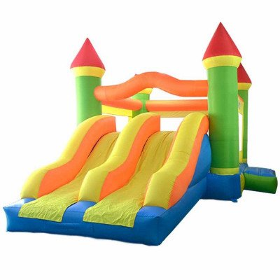 giant inflatable bouncy castle-1