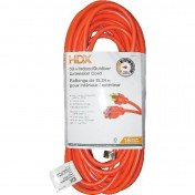 50 ft. indoor-outdoor extension cord