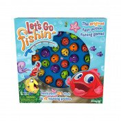 let's go fishin' board game
