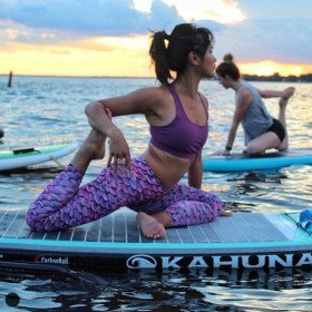Sunset SUP Yoga with Equipment rental - June 18th