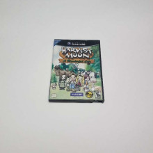 GameCube - harvest moon, a wonderful life game