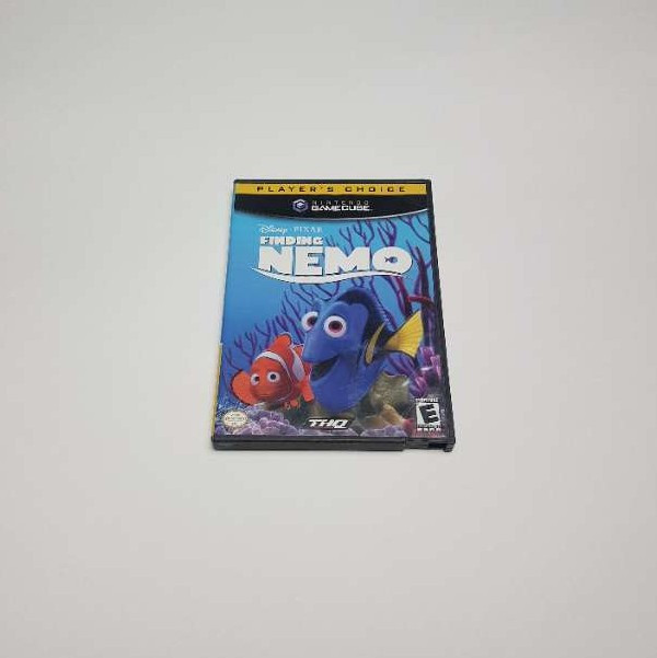 GameCube - finding Nemo game