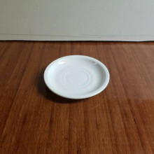 White small tea plates