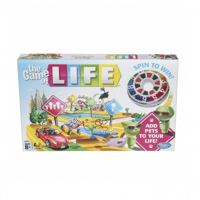 the game of life board game picture 1