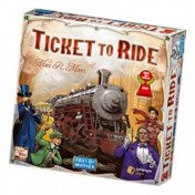 Ticket to ride - board game