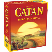 Catan (5th edition) - board game