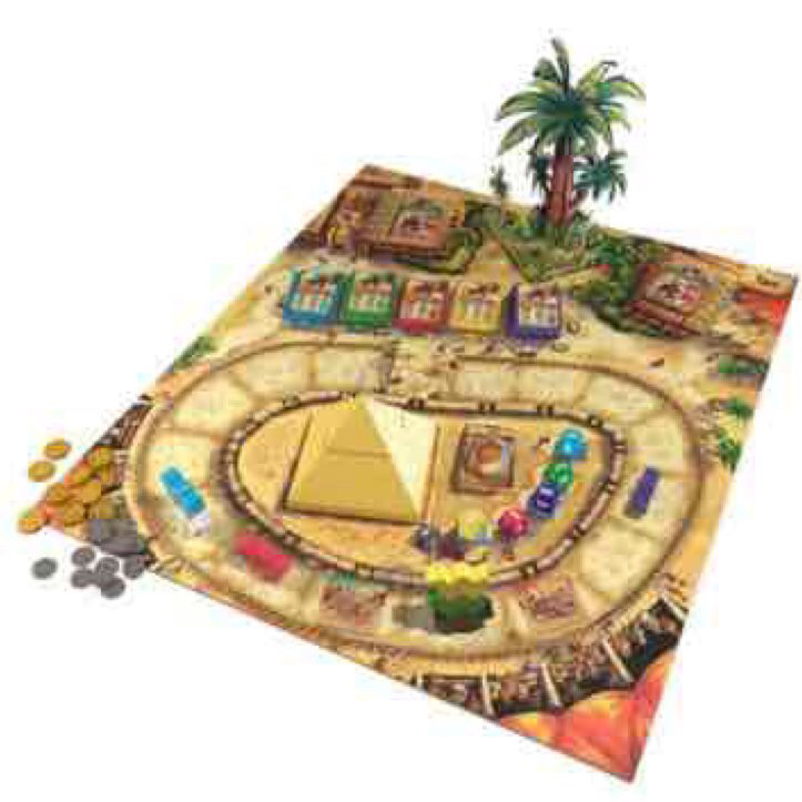 Camel up second edition - board game