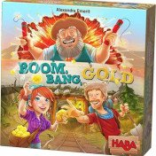 Boom, bang, gold - board game