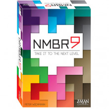 NMBR 9 - board game