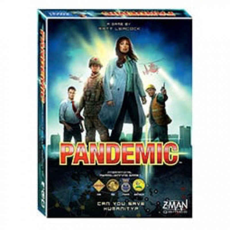 Pandemic - board game