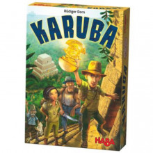 Karuba board game