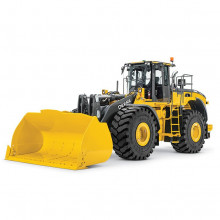 7 yard wheel loader