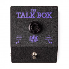 Dunlop - talkbox pedal