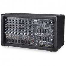Peavey - xr684f powered mixer