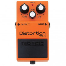 Boss - distortion pedal