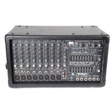 Peavey - xr696f powered mixer