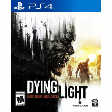 Dying light - ps4 video game