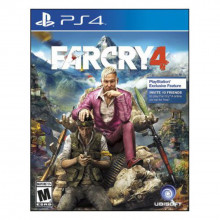 Far cry 4 - ps4 video game