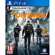 Tom Clancy the division - ps4 video game