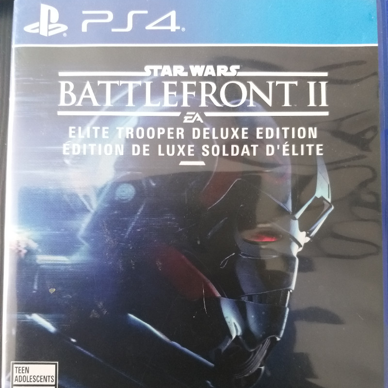 Star Wars: BATTLEFRONT 2 (Deluxe Edition)