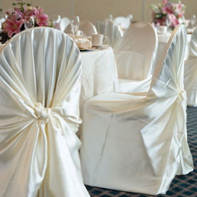 satin universal chair cover-1