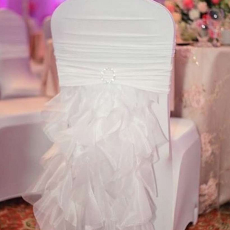 Tutu custom chair cover