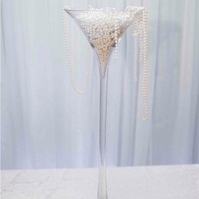 martini glass vase-1