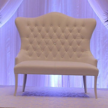 swarovski bridal chair