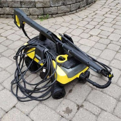 karcher pressure washer-1