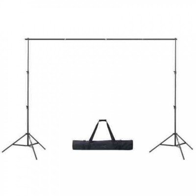 westcott backdrop support kit w/ carry bag-2