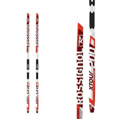 mens xcountry ski package- rossignol x-tour venture ar