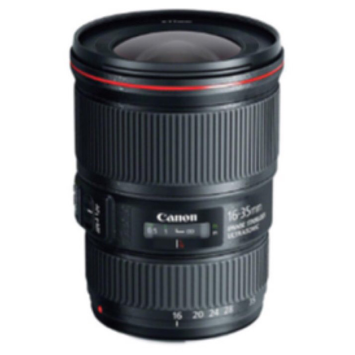 Canon- ef 16-35mm F4L is usm lens
