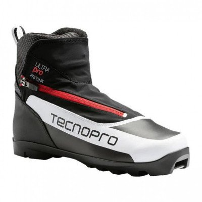 mens xcountry ski package- tecno pro active 6-3