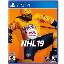 Nhl 2019 - ps4 game