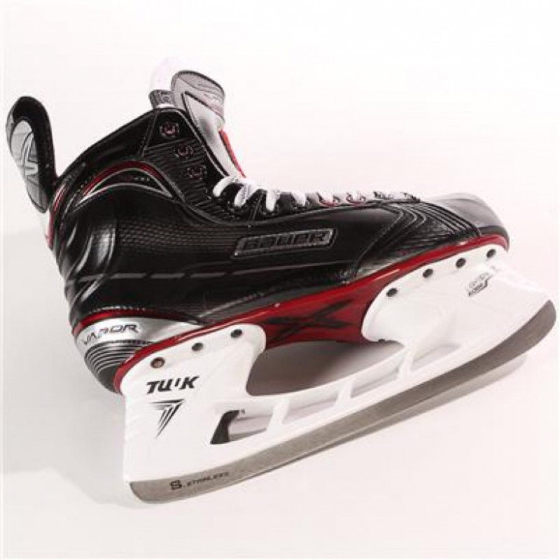 Youth hockey skates- bauer vapor x500